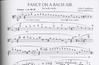 HAL LEONARD Corigliano, John: Fancy on a Bach Air for Solo Viola