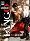Carl Fischer Gardel (Collatti): Tango Violin Duets (2 violins) Universal Edition