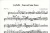Burckart, E.: Joybells-Heaven Came Down (violin & piano)