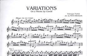 Carl Fischer Kreisler, Fritz: Variations on a theme by Corelli (violin & piano)
