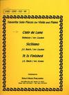 Debussy (Cazden): Clair de Lune (viola & piano)