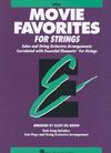 HAL LEONARD Del Borgo: Movie Favorites for Strings (viola)