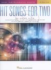 HAL LEONARD Hal Leonard (Deneff): (collection) Hit Songs for Two -ARRANGED (2 violins) Hal Leonard