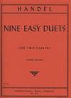 International Music Company Handel: Easy Duets (2 violins) IMC