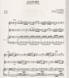 Southern Music Company Handel, G.F. (Voxman): Allegro from Sonata #1 (2 violins & piano)