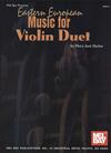 Harbar, Mary Ann: Eastern European Music for Violin Duet (2 violins, Chords)