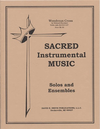 Burckart, E.: Wondrous Cross (violin & piano)