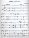 HAL LEONARD Cacavas, John: Danse Ancienne (violin & piano)