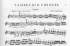Carl Fischer Kreisler, Fritz: Tambourin Chinois (violin & piano)