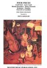 LudwigMasters Kreisler, Fritz: Four Pieces (violin & piano)