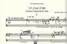 Dittrich, Paul-Heinz: Un coup d'aile, 3 fragments for Viola