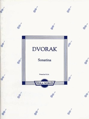 Dvorak (Arnold): Sonatina (viola & piano)