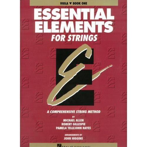 HAL LEONARD Allen, M., Gillespie, R., & Hayes, P.T.: Essential Elements, Bk.1 (viola)