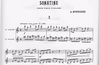 LudwigMasters Honegger, Arthur: Sonatine for Two Violins