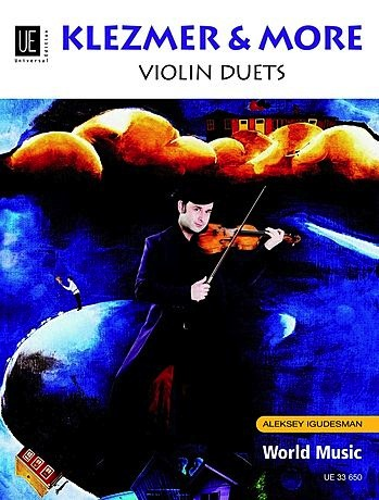 Carl Fischer Igudesman, Aleksey: Klezmer & More Violin Duets