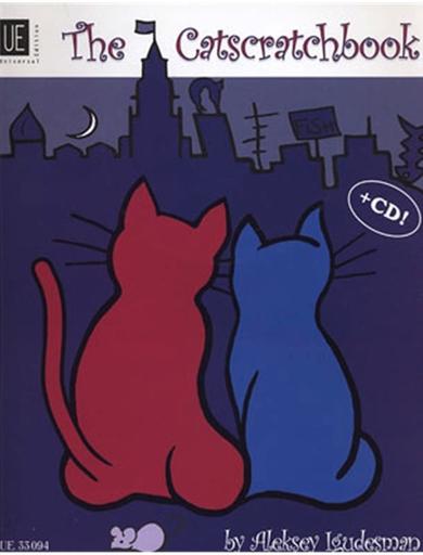 Carl Fischer Igudesman, Aleksey: The Catscratchbook (2 violins & CD) Universal Edition