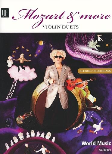 Carl Fischer Igudesman, Aleksey: Mozart & More (2 violins)