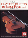 Isaac, Burton: Easy Violin Duets in First Position (2 violins)