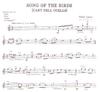 Casals, Pablo: Song of the Birds (violin & piano)
