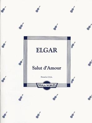 Elgar, Edward: Salut d'Amour (viola & piano)