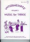 Last Resort Music Publishing Kelley, Daniel: Music for Three Intermediate Vol.1 (violin 2)