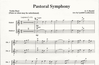 Leatherman, L.: Pastoral Symphony for Violin Duet (2 violins, Piano)