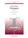 Carl Fischer Chopin, Frederic (Sarasate): Nocturno Op. 9 #2