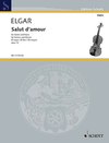 Elgar, Edward: Salut D'Amour in D (violin & piano with cello ad lib)