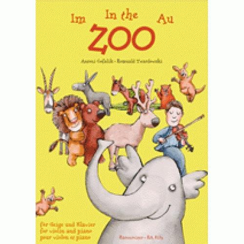 Barenreiter Cofalik, A.:  At the Zoo (violin & piano)