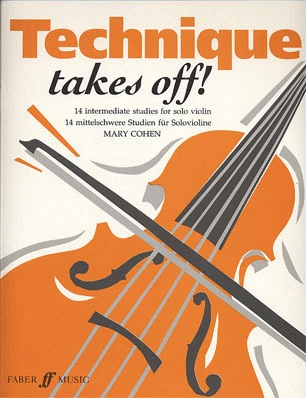 Faber Music Cohen, Mary: Technique Takes Off (violin)