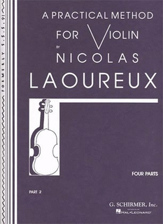 HAL LEONARD Laoureux, Nicolas: Practical Method for Violin Part 2 (violin)