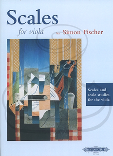 Fischer: Scales for Viola (viola) Edition Peters