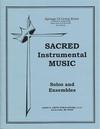 Ledgerwood, D.R.: Springs of Living Water (2 violins & piano)