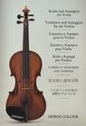 Collier: Scales & Arpeggios for Violin (violin)
