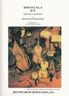 LudwigMasters Francoeur, Francois: Sonata No.4 in E (viola & piano)