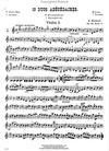 Carl Fischer Mazas: Fifteen Duos Abecedaires Op.85, Bks 1-3 (2 violins) FISCHER