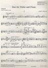 HAL LEONARD Copland, A.: Duo (Violin & Piano)