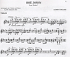 HAL LEONARD Copland, A.: Hoe Down from Rodeo (violin, and piano)