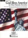 HAL LEONARD Berlin, Irving: God Bless America and Other Patriotic Favorites (viola)