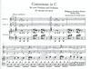 HAL LEONARD Mozart, W.A. (Halasz): Concertone in c (2 Violins & Piano)