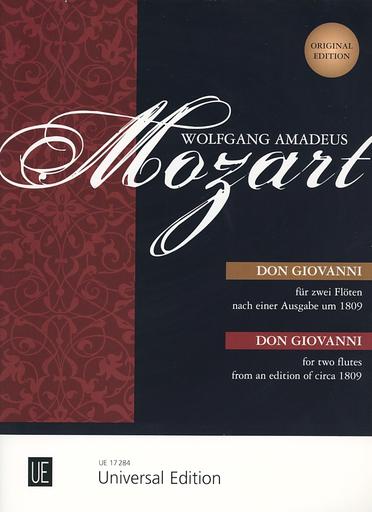Carl Fischer Mozart, W.A.: Don Giovanni (2 violins) Universal Edition