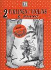 Carl Fischer Mozart, W.A.: Magic Flute (2 violins & piano)