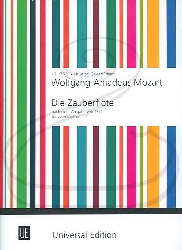 Carl Fischer Mozart, W.A.: Magic Flute (2 violins) Universal Edition