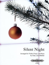 Gruber, F. (Lloyd-Butler): Silent Night (violin & piano)