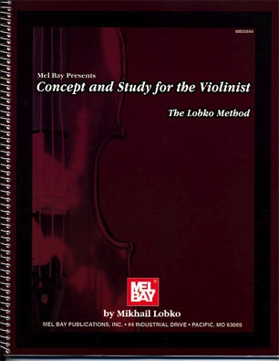Lobko, Natalya: Concept and Study for the Violinist (violin)