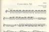 Locatelli, P.A.: Concerto Op.3 #11 in A major (violin & piano)
