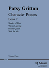 C.F. Peters Gritton: Character Pieces Book 2 (viola, piano) SJ MUSIC