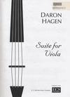 Hagen, Daron: Suite for Viola