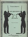 Paganini, N.: Six Preludes for 2 Violins