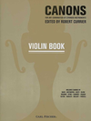 Carl Fischer Currier, Robert: Canons for Any Combination of Instrument (violin)
